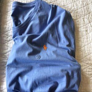 Ralph Lauren 2XLT TALL V Neck T-shirt